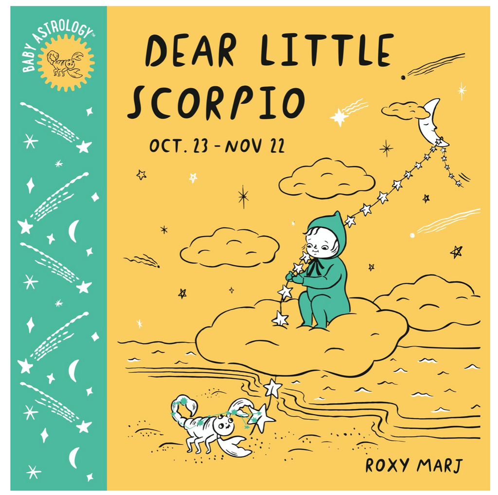Scorpio Baby Astrology: Dear Little