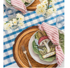wood slice  Die-Cut Placemat Sheets Placemat