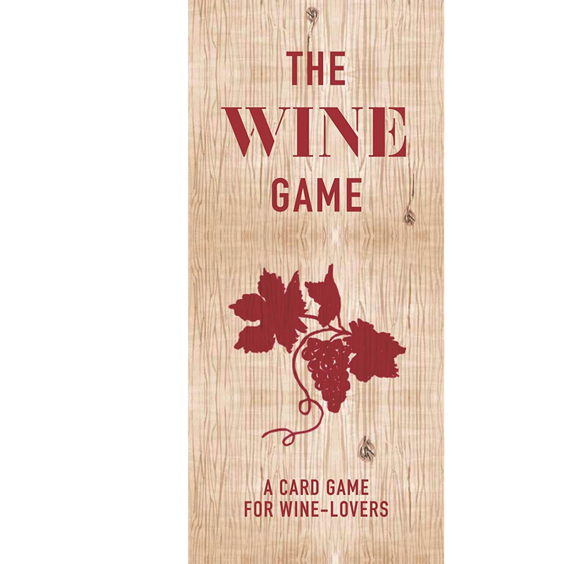The Wine Game: A Card Game for Wine Lovers
