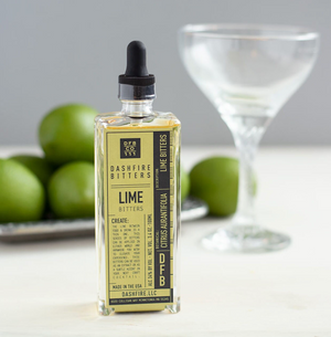 Lime bitters