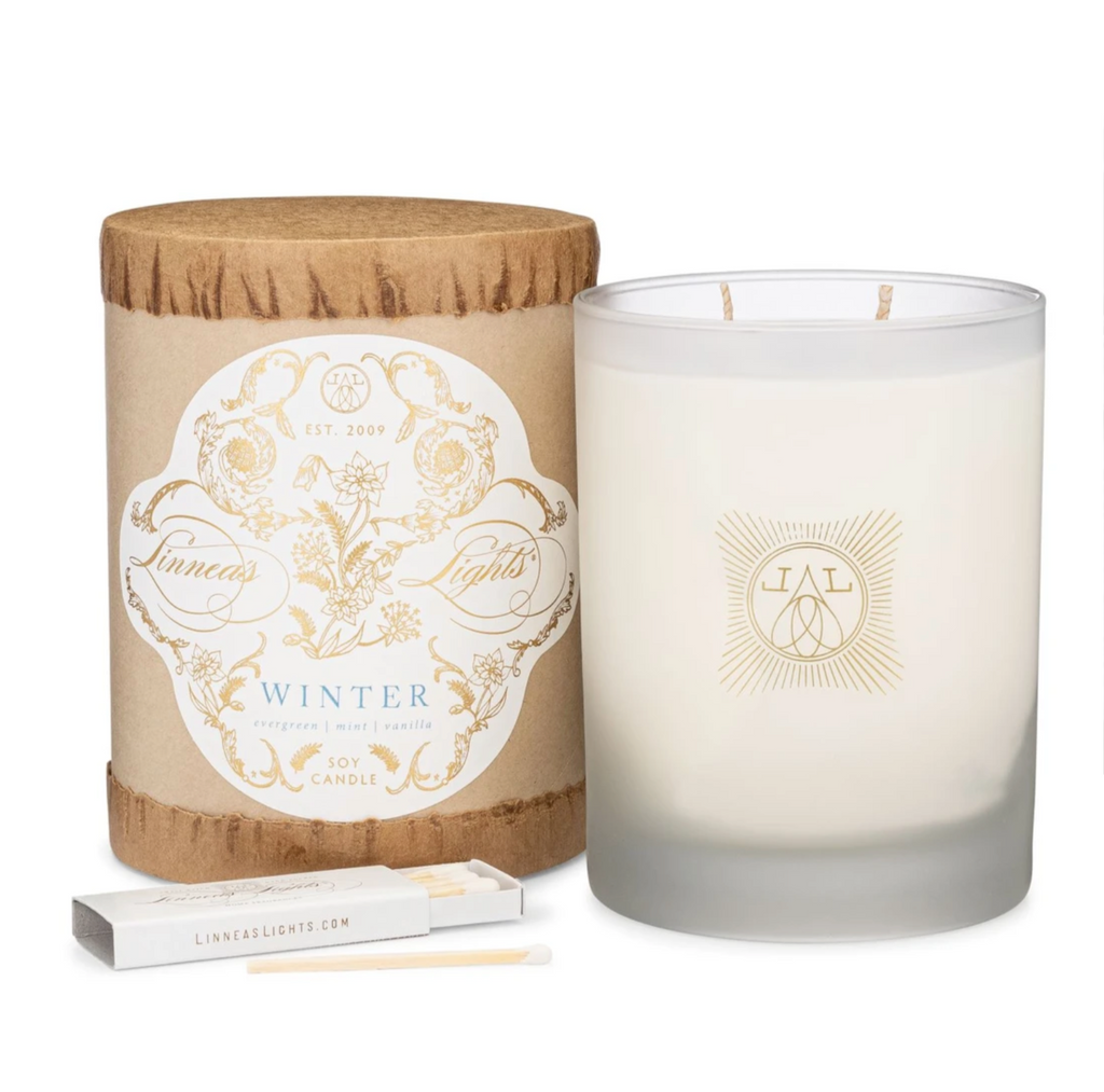 Winter, 2-wick Candle