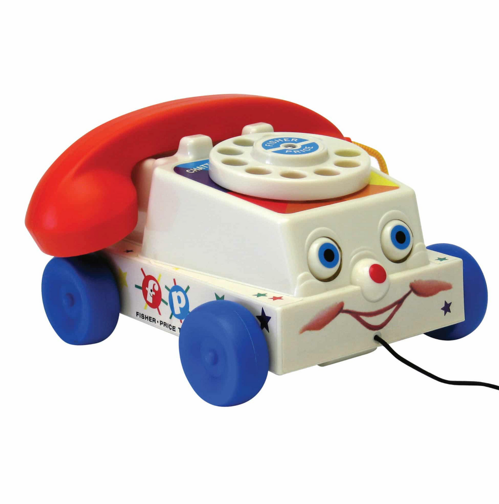 Chatter Phone: Fisher Price Classics Retro