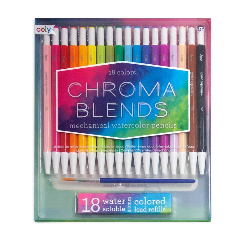 pencil Chroma Blends™ Mechanical Watercolor
