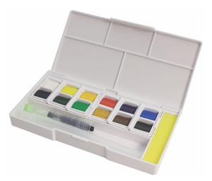 Mini Travel Watercolor Set