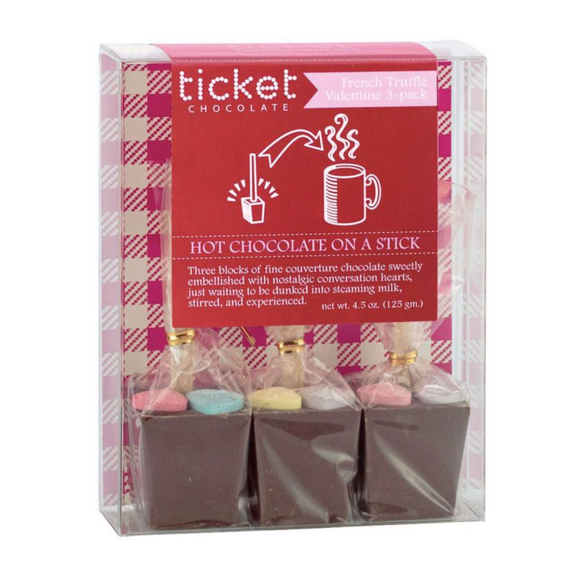 Valentine's French Truffle Hot Chocolate 3-Pack