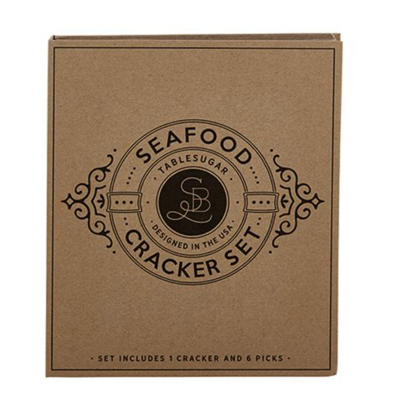Seafood Cracker Set