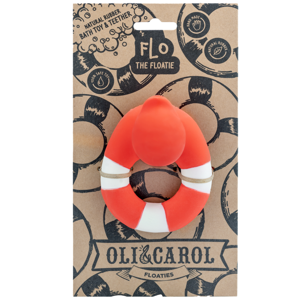 Flo the Floatie Teether/Toy