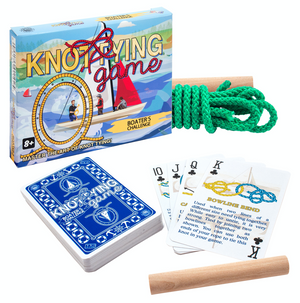 Knot Tying Kit - Boaters Edition