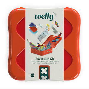 excursion first aid kit  : welly