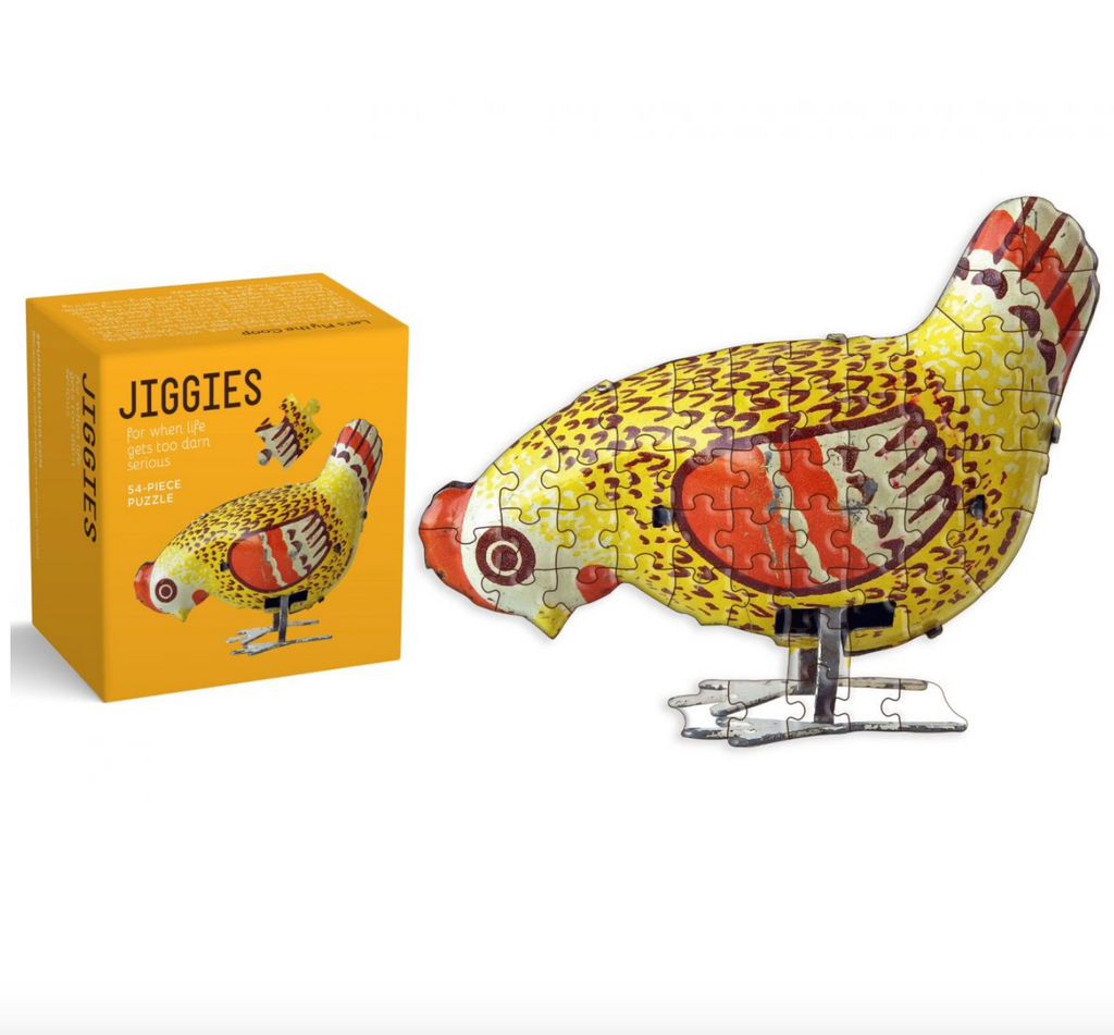 Let's Fly the Coop Jiggie Puzzle