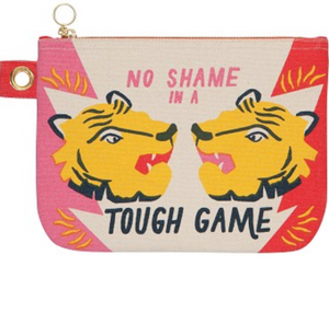 Fierce Zip Pouch