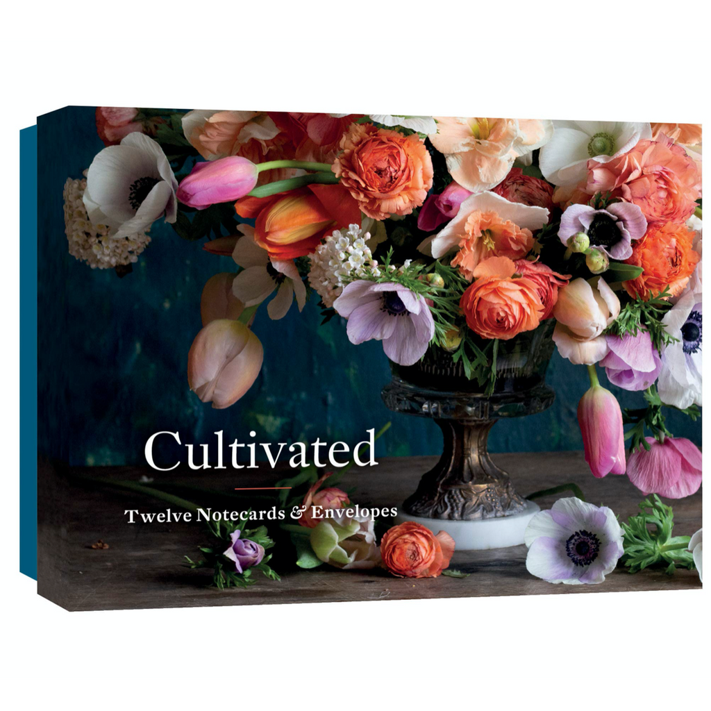 Cultivated :12 Notecards and Envelopes