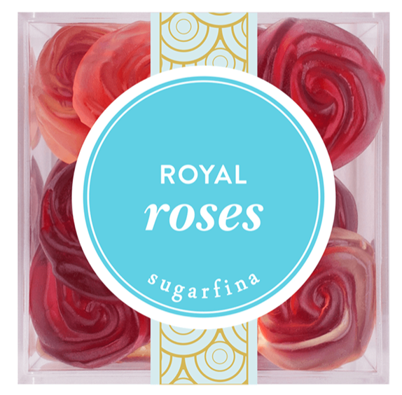 royal rose gummies