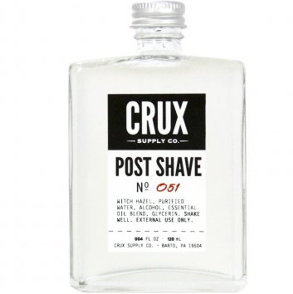 CRUX-post shave