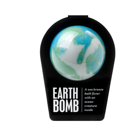 daBomb Bath Fizzer- Earth Bomb