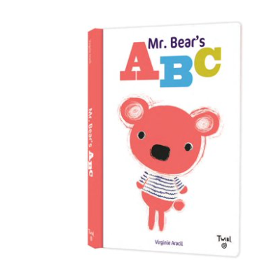 Mr Bears ABC book