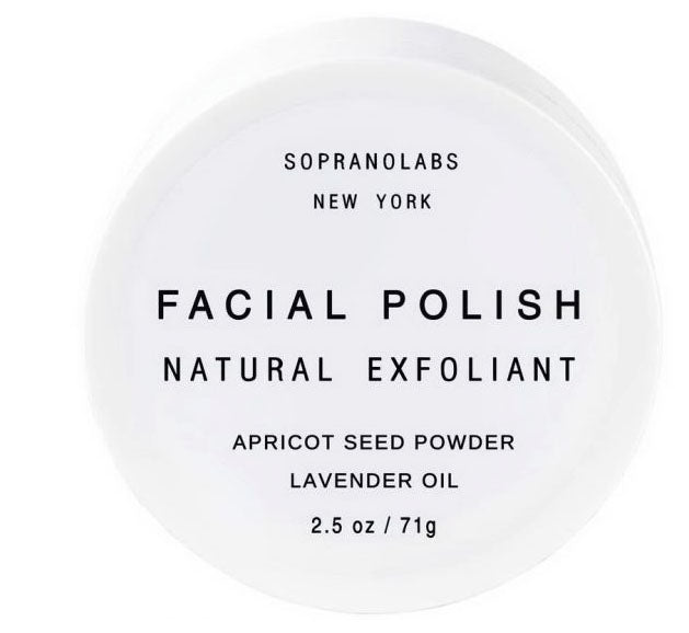 Lavender Facial Polish