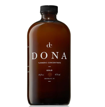 Dona: turmeric concentrate