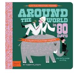 Around the World in 80 Days : babylit