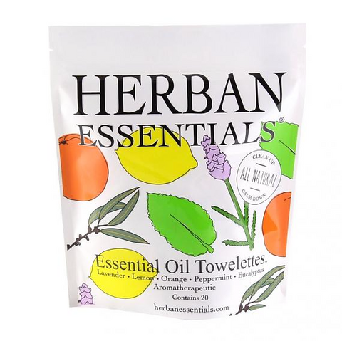 Herban Essentials - assorted