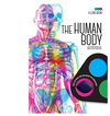 The Human Body: color lens book