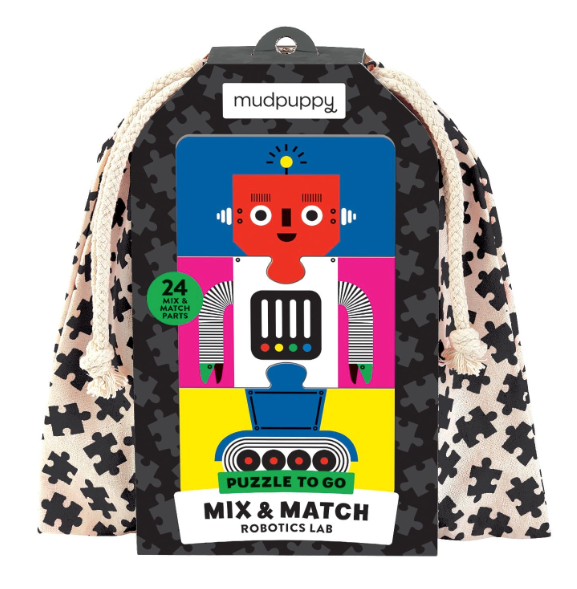 mix & match- robotics lab