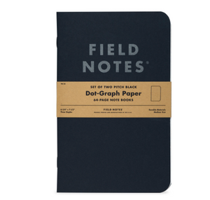 FIELD NOTES: dot graph 2-pack