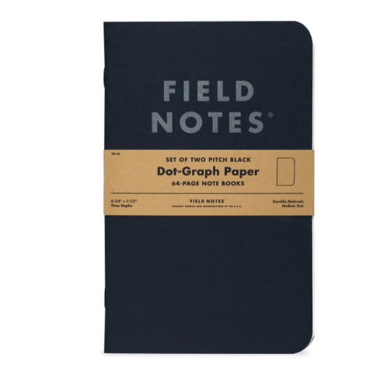 Field Notes : dot graph 2-pack