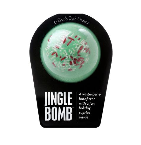 Jingle: DaBomb bath fizzer