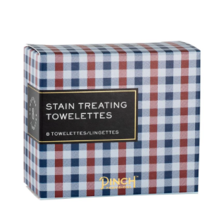 Plaid Stain Remover Wipes