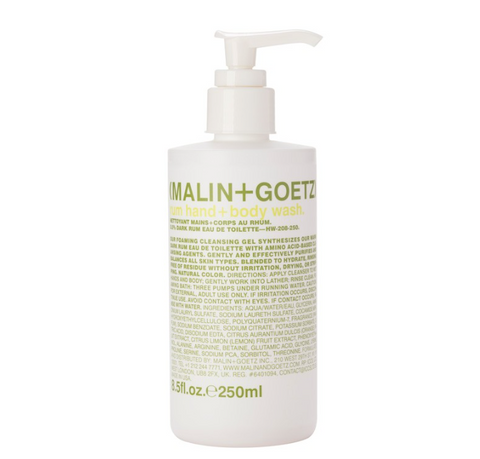 MALIN+GOETZ: rum body wash