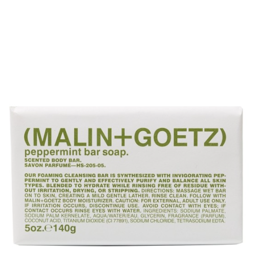 MALIN+GOETZ: peppermint bar soap