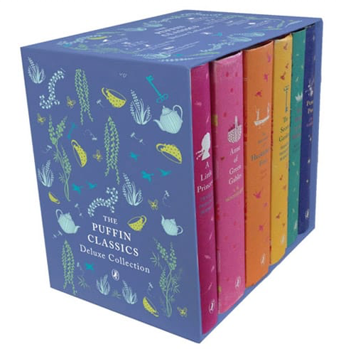Puffin Classics Boxed Set