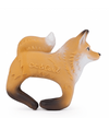 Rob the Fox: Oli & Carol teether