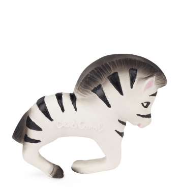 Zoe the Zebra: Oli & Carol teether