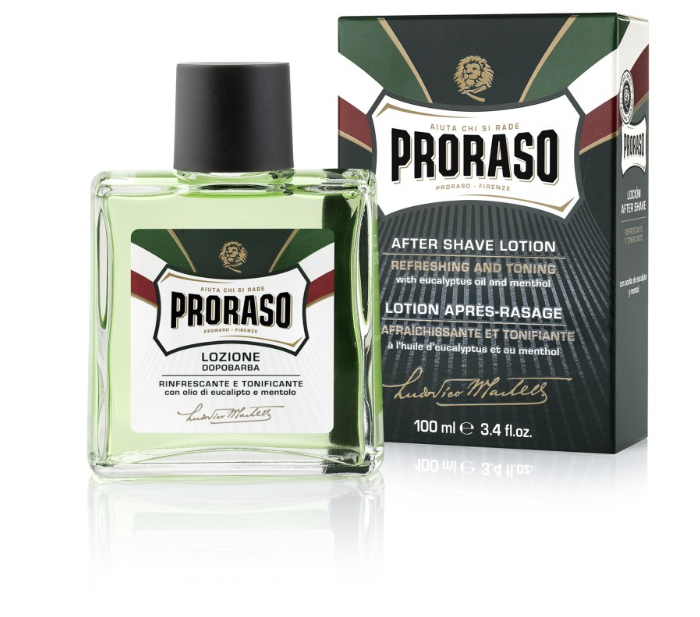 After Shave Lotion: PRORASO