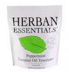 Peppermint Essential Oil Toilettes: Herban Essentials: