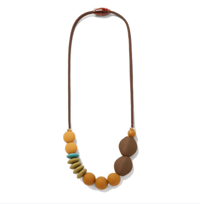 Signature Necklace: saddle