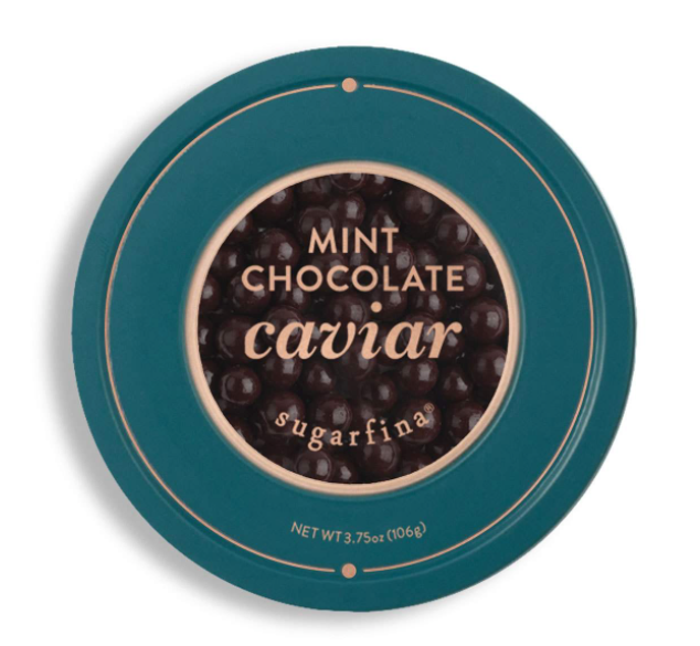 Sugarfina: Chocolate Mint Caviar Tin