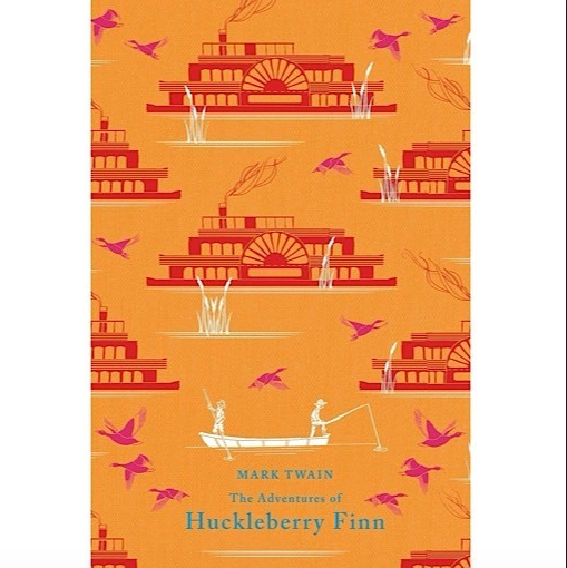 The Adventures of Huckleberry Finn: puffin classics