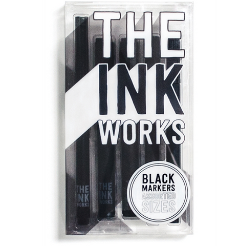 The Ink Works Markers - Set of 5