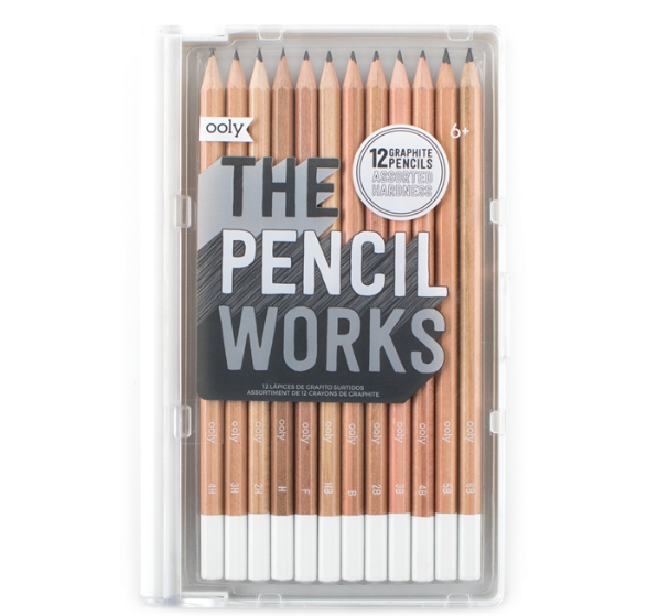 The Pencil Works Graphite Pencils