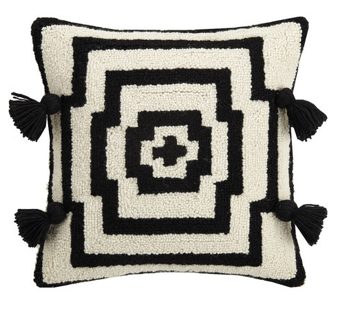 Pom Pom Hypnotic Pillow