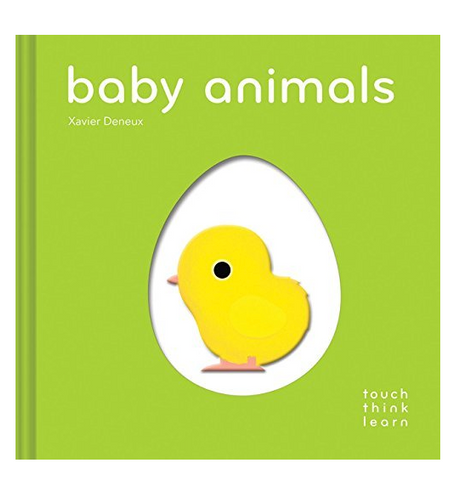 TouchThinkLearn: Baby Animals