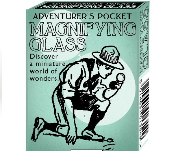 Pocket Magnifying Glass | Junior Adventurer