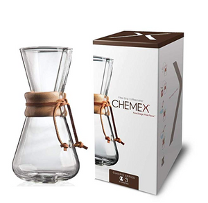 CHEMEX: 3 cup classic