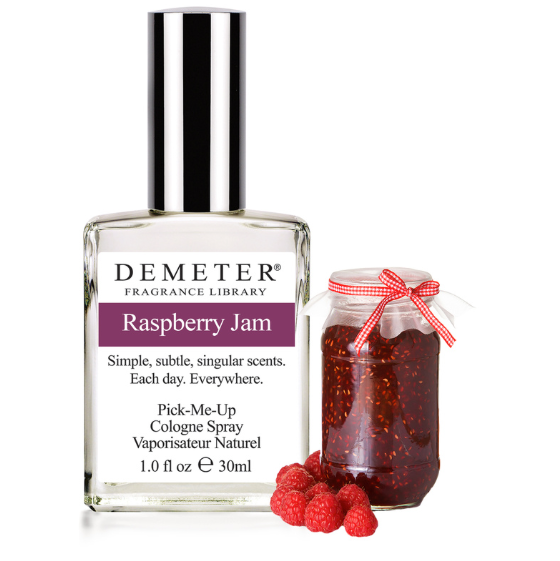Raspberry Jam: Demeter Cologne Spray