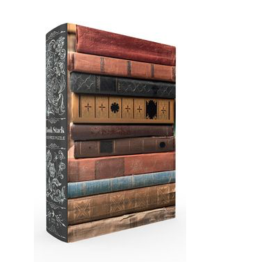 Book Stack Book Box Puzzle