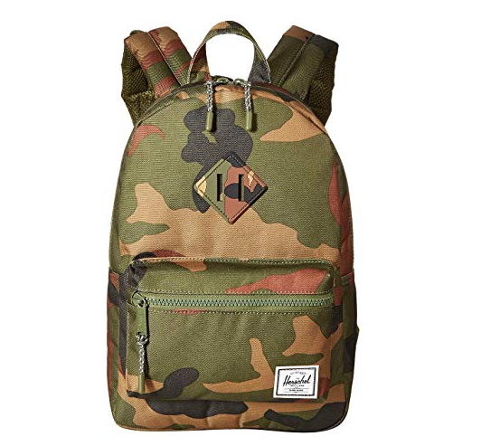 camo: Herschel: Heritage Backpack | Youth