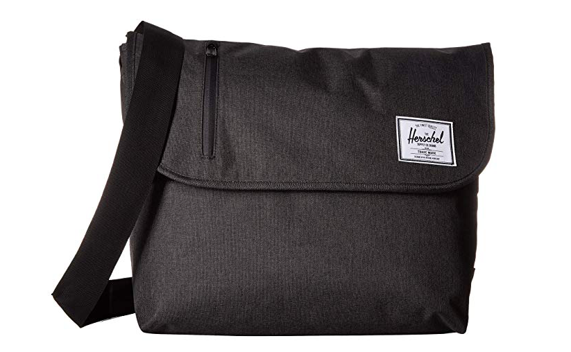 Black Crosshatch:  Herschel Odell Messenger
